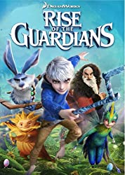 Rise of the Guardians (Two-Disc Combo: Blu-ray / DVD / Digital Copy + UltraViolet + 2 Hopping Toy Eggs)