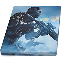 Sony Playstation 4 PS4 Call Of Duty GHOSTS Video Game And Collectible Steelbook Case COD Hardened Activision