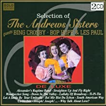 Selection of The Andrew Sisters
