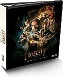 Hobbit The Desolation of Smaug Trading Card 3 Ring Binder Album with KA-08 Lenticular