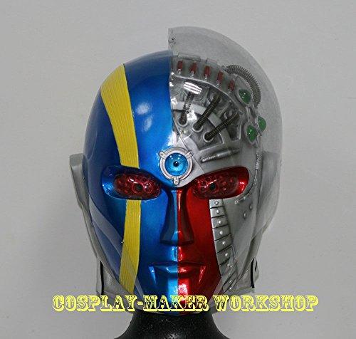 R059-3 Arrival Cosplay Kikaider Kikaider-Reboot Wearable Helmet / Mask