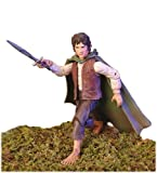 Lord of the Rings Frodo w/light up Sting Sword Action Figure