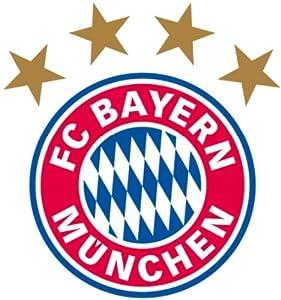 Bayern München Wandtattoo Logo (20 x 21 cm): Amazon.de