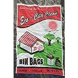 175 Pcs Garbage Trash Waste Dustbin Bags (19 X 21 Inches / 48 X 54 Cms)