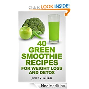 FREE Green Smoothie Recipes Fo...