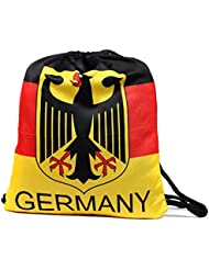 Baby Oodles Yellow Germany Drawstring Bag For Kids