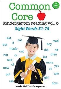 51P8TL0bzUL. SY300  - Common Core Kindergarten Sight Word