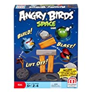 Mattel X6913 Angry Birds: Birds In Space Game