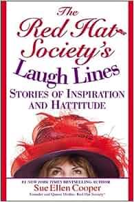 Red Hat Society Club Ideas