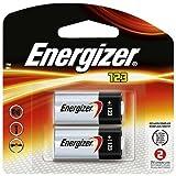 New-Energizer EL123APB2 - E2 Lithium Photo Battery 123 3V 2/Pack - EVEEL123APB2