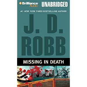 Missing in Death (In Death Series) J.D. Robb and Susan Ericksen