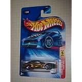 Ferrari Heat Series #4 Ferrari 550 Maranello 5 Spoke Wheels #2004 131 Collectible Collector Car Mattel Hot Wheels...