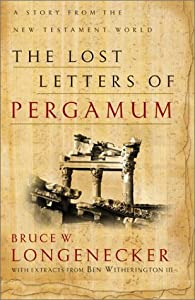 "Cover of ""Lost Letters of Pergamum, The: ..."