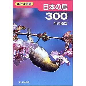 ポケット図鑑 日本の鳥300