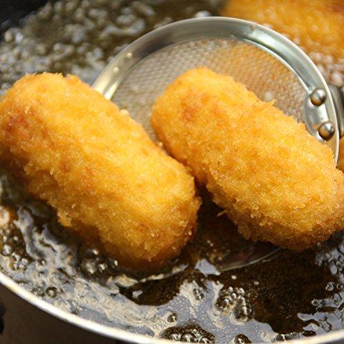 レストラン の カニコロッケ 山盛り80個!!