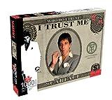 Scarface Money 1000 Piece Jigsaw Puzzle