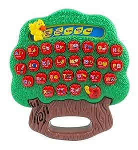 Amazon.com: Alphabet Apple Tree - Educational Electronic ...