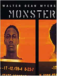 Walter dean myers monster book trailers