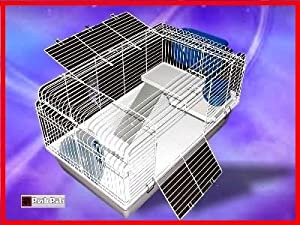 Freddy Xl Large Indoor Rabbit Guinea Pig Cage Cages