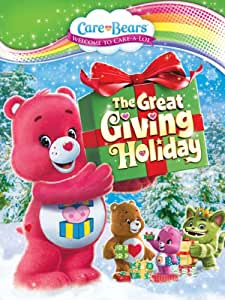Amazon.com: Care Bears: The Great Giving Holiday [DVD