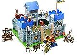 Le Toy Van Wooden Blue Excalibur Castle