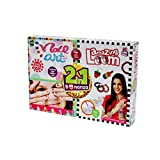 Apple Fun 2 In One Loom Game Cum Nail Art Board Game For Kids