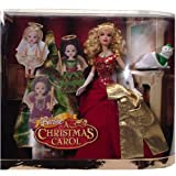 Barbie A Christmas Carol - Eden Starling And The 3 Christmas Spirits Gift Set