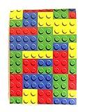Building Blocks Mini Notebooks By MinifigFansTM - 12 Piece Bulk Party Pack