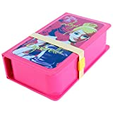 Disney Cinderella Lunch Box, 730ml, Pink/Yellow