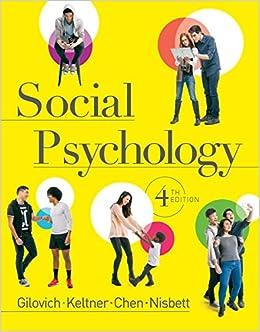 Social Psychology Principles