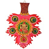 Nandini Art And Craft Gallery's Handmade Paper Mache Wall Hanging