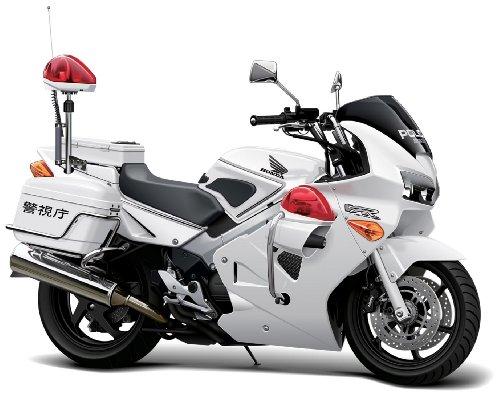 1/12 BIKEシリーズ No.4 Honda VFR800P 警視庁白バイ仕様