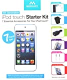 Apple Ipod Accessory Kit – 5th Generation Ipod Touch Starter Kit 7 Essential