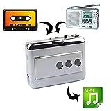 Banggood Multi-Function LP/Vinyl Records Tape USB Cassette Capture Portable Music Cassette-to-MP3 Converter Cassette Recorders & Players