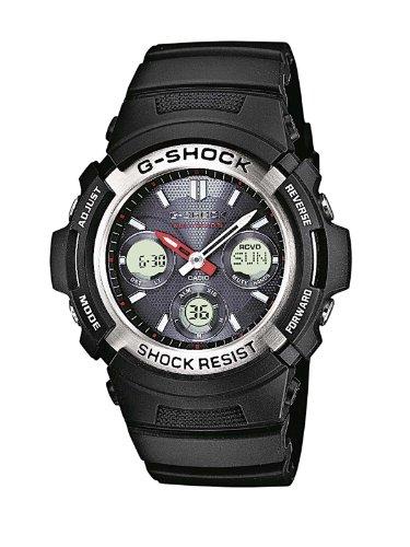 Casio AWG-M100-1AER Mens G-Shock Sports Watch