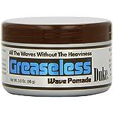 Duke Greaseless Wave Pomade, 3.5 Ounce