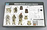 1/35 Miniature Figure Modern German ISAF Soldiers in Afghanistan 00421 - Plastic model kit