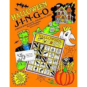 Click to buy Jingo Halloween Bingo from Amazon!