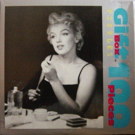 Marilyn Monroe Mirror, Mirror Collectible Jigsaw Puzzle