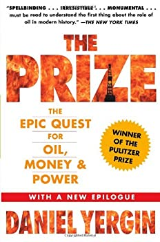"Cover of ""The Prize: The Epic Quest for O..."
