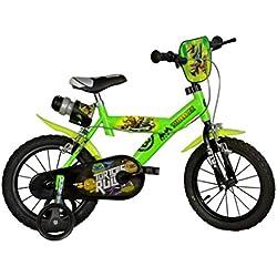 Dino Bikes Ninja Turtles