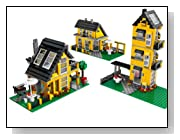 Lego Creator Beach House 4996