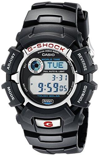 Casio Men's G2310R-1 G-Shock Tough Solar-Powered Sports Watch