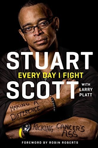 Every Day I Fight by Scott, Stuart, Platt, Larry (2015) Hardcover