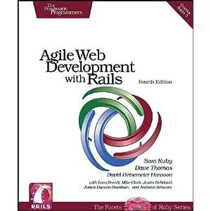 Agile Web Development with Rails by David Heinemeier Hansson