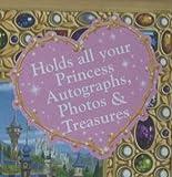 Disney Parks Princess Autograph and Photo Book NEW
