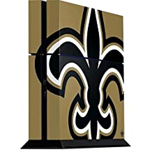 Elton NFL New Orleans Saints Theme 3M Skin Decal Sticker For PS4 Playstation 4 Console Controller