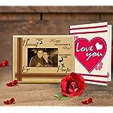 Photo Gift For Valentine Day Valentine Gifts For Girlfriend Valentine Gifts For Husband Valentine Gifts For Boyfriend...