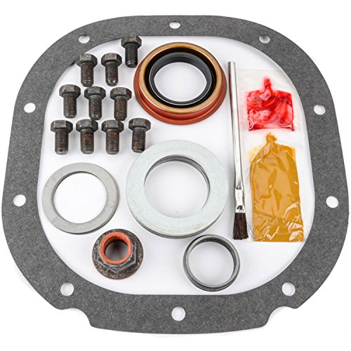 JEGS Performance Products 61271 Basic Differential Installation Kit Ford 8.8″: (w/10-Bolt Cover)