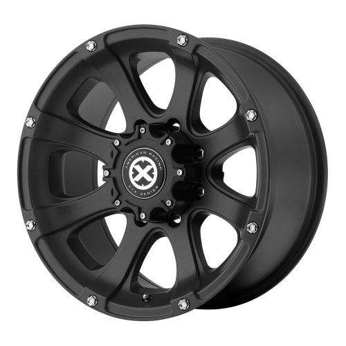 ATX Series AX188 Ledge Black Textured Wheel (15×7″/5×120.7mm, -6mm offset)